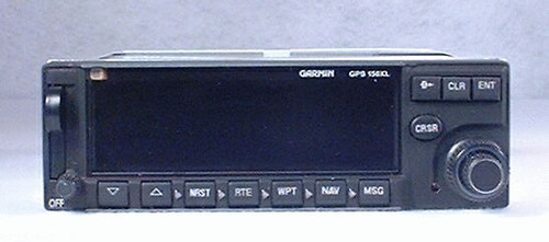 GPS-150XL VFR GPS / Moving Map Closeup