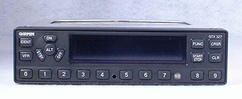 GTX-327 Transponder Closeup