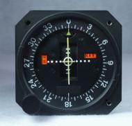 IDME-895 DME / VOR / LOC / Glideslope / Marker Beacon Indicator Closeup