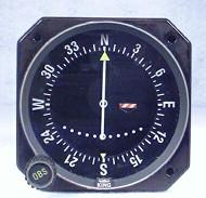 KI-208 VOR / LOC Indicator Closeup