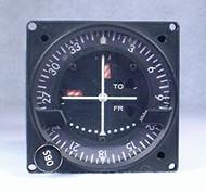 KI-211C VOR / LOC / Glideslope Indicator / Glideslope Receiver Closeup