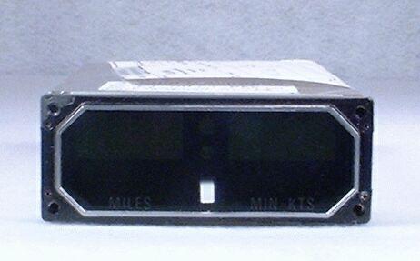 KI-266 DME Indicator Closeup