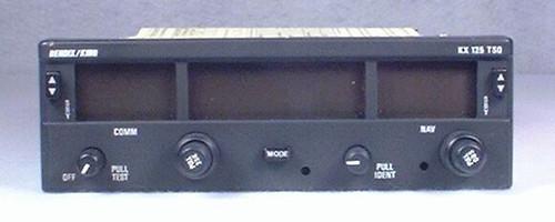 KX-125 NAV/COMM / Indicator Closeup