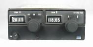 KY-195B Dual COMM Transceiver Closeup