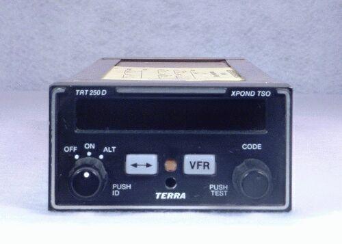 TRT-250D Transponder Closeup
