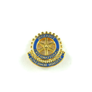 Rotary District Governor Nominee Lapel Pin