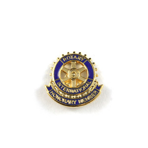 Rotary Honorary Member Lapel Pin