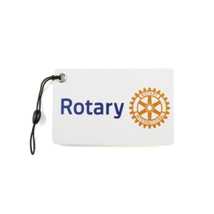 Rotary Luggage Tag