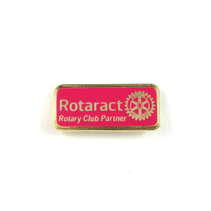 Rotaract Lapel Pin