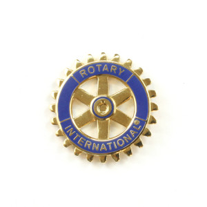 Rotary Legacy Lapel Pin (Large)