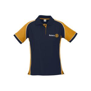 Rotary Nitro Ladies Polo Shirt