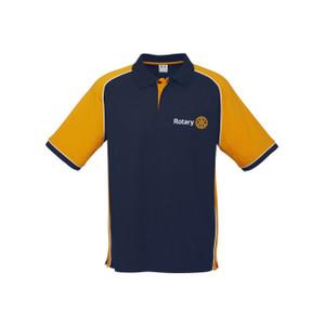 Rotary Nitro Men's Polo Shirt