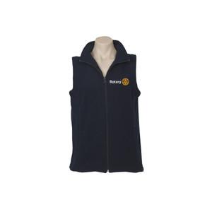 Rotary Ladies Polar Fleece Vest