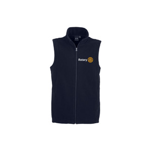 Rotary Men's Polar Fleece Vest