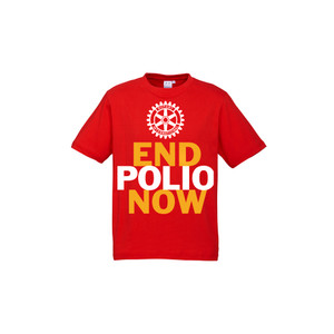 End Polio Now Shirt