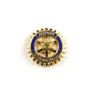 Rotary Legacy Lapel Pin (Small)