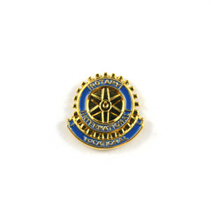 Rotary Director Vocational Service Lapel Pin