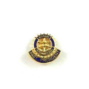 Rotary Past President Lapel Pin
