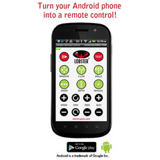 Lobster Android Remote Control
