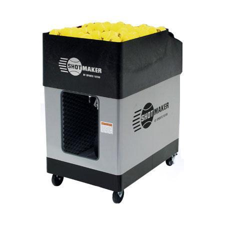 Shotmaker Tennis Ball Machine / Standard With Remote / Oncourt Offcourt