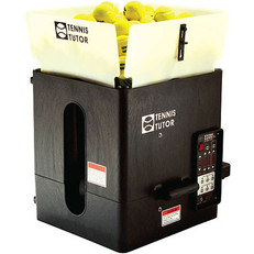 Tennis Tutor Plus Tennis Ball Machine