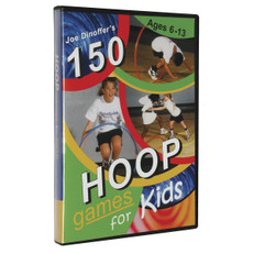 150 Hoop Games for Kids