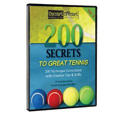 200 Secrets to Great Tennis Volume 2