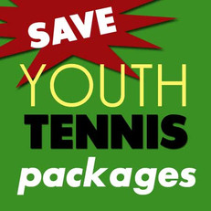 Youth Tennis Packages