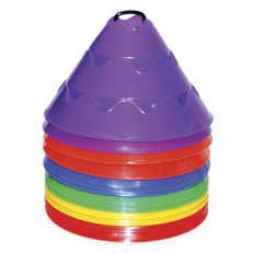 Wave Cones - Set of 12