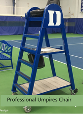 Custom Logo Umpire Chair