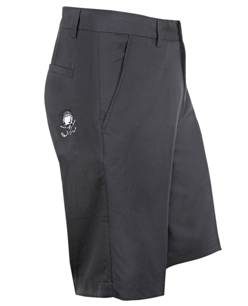 Pro Cool Technology for a super-cool and comfortable fit & feel.   Go from the course to the clubs with these performance golf shorts.   Also available in grey, plaid, and multi-color.