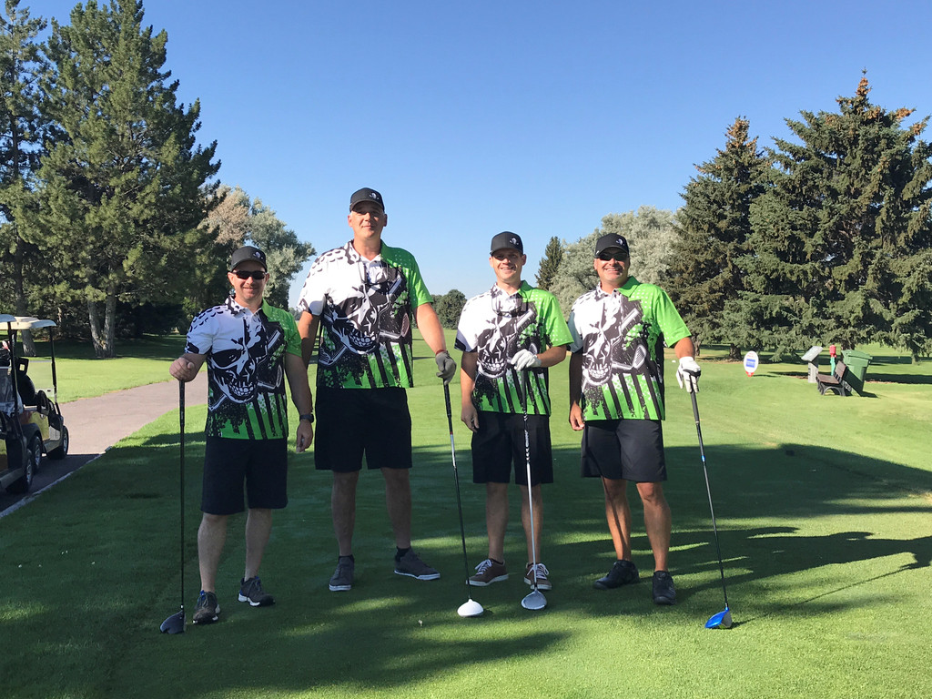 Coordinating Golf Outfits From Tattoo Golf Clothing
