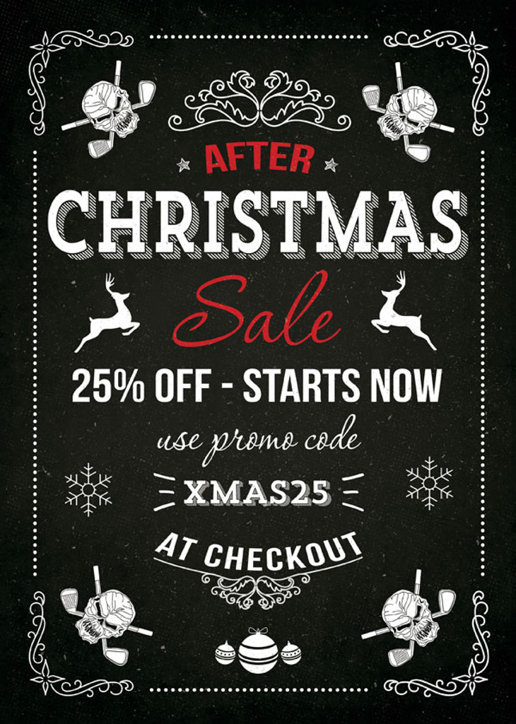 After XMAS Sale 25% Off
