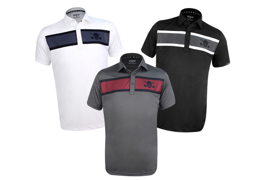 New Men's ProCool Clubhouse Golf Shirts