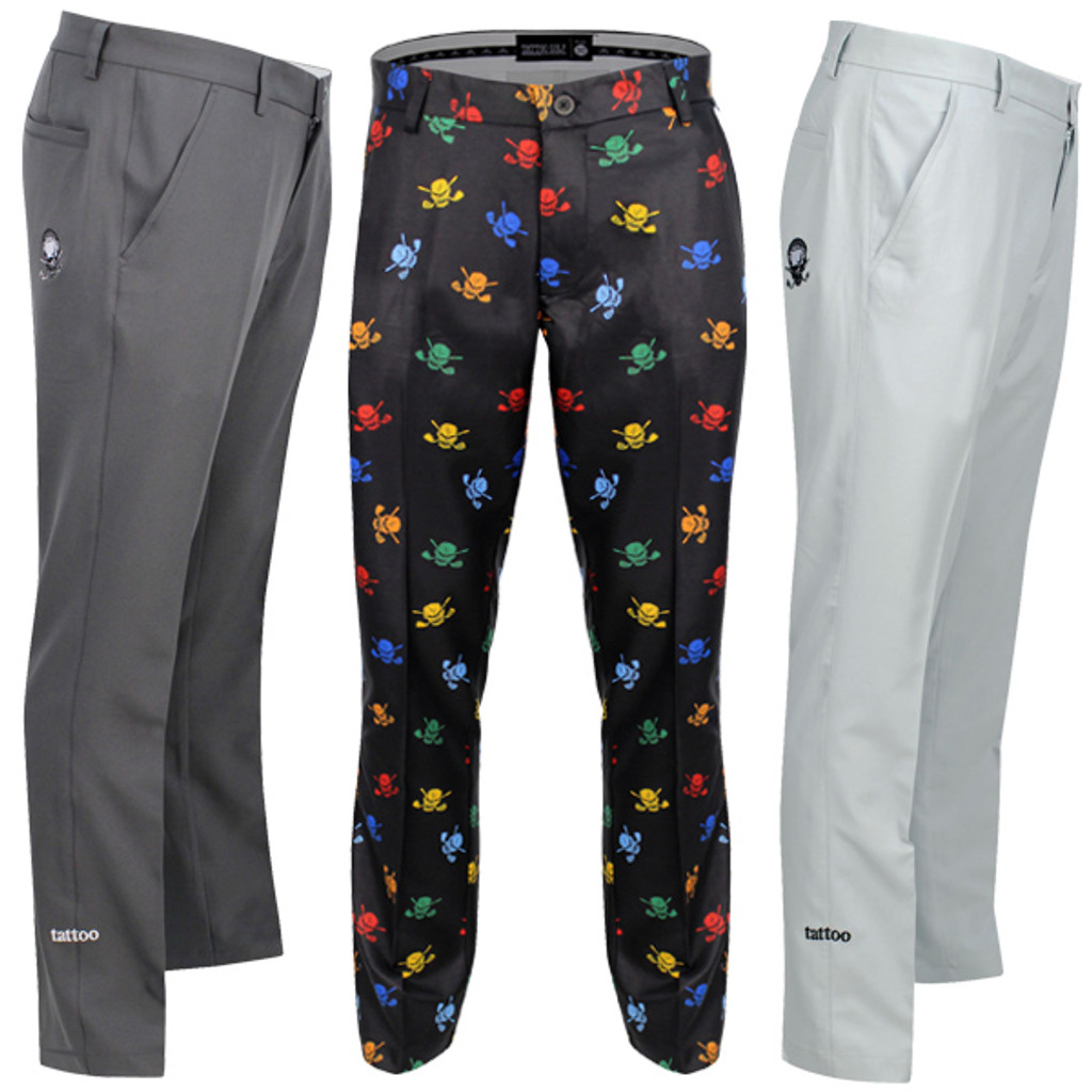 New Golf Pants Now Available