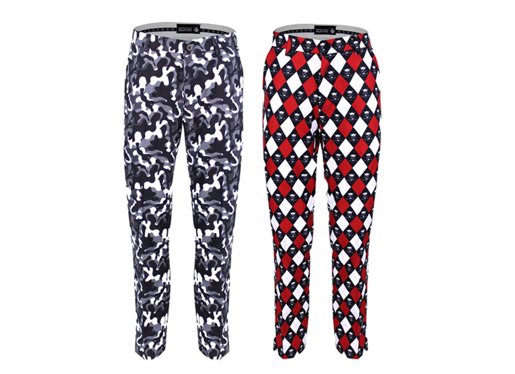New Men's Golf Pants by Tattoo Has Arrived