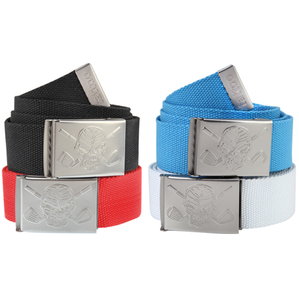 New Golf Belts with Built-in Bottle Opener