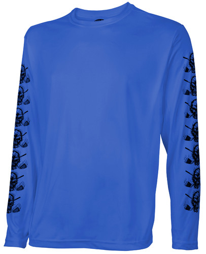 Under-Layer Long Sleeve (Blue)