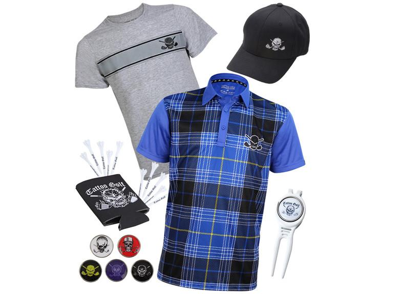 Discount Golf Shirts for Men - Bundle & Save - Ships Free