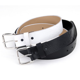 Tattoo Golf Leather Belts