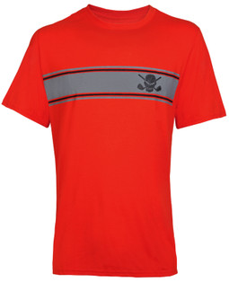 100% poly performance t-shirts - 5 colors to choose from - collect them all!  Superior moisture wicking properties and tagless collar for zero neck irritation.  Look stylin both on and off the course with this bad boy!
