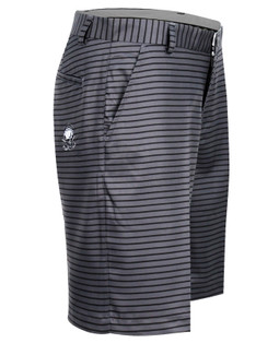 OB striped golf shorts with Pro Cool Technology for a super-cool and comfortable fit & feel.   Our Golf shorts are also available in black, grey, camo print, multi-color, plaid, electric blue, and charcoal skulls.