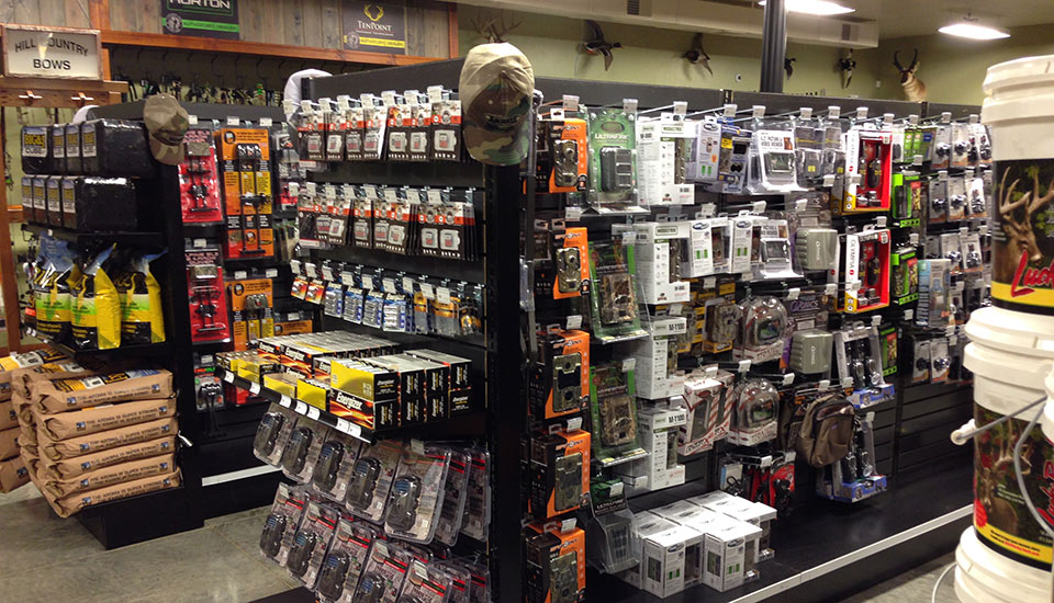Outdoor Supplies in our store