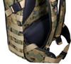 The Bugout Solar Backpack, concealed pocket