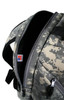 The Eclipse Solar Backpack, Camo, laptop cavity