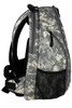 The Eclipse Solar Backpack, Camo, side