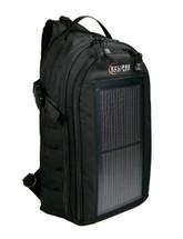 The Slingshot Solar Sling Bag, Black