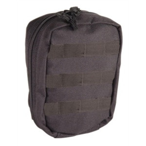 V3 Tactical EMT/Gear Pouch, Black
