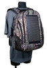 The Eclipse Solar Backpack, True Timber Camo, stand