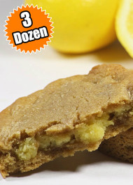 Sugar Cookie STUFT with Lemon Bar – Three (3) Dozen
